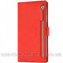 Чехол книжка Molan Cano Zipper Bestie bag для Samsung Galaxy Note 10