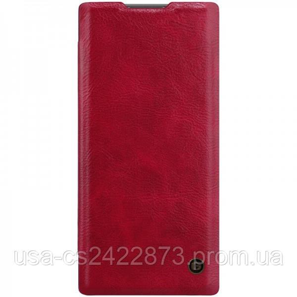 G-Case Кожаный чехол книжка G-Case Vintage Business Series для Samsung Galaxy Note 10 Plus