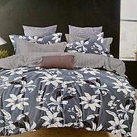 Постельное белье с фланели | Постільна білизна | Комплект постельного белья. Евро размер.