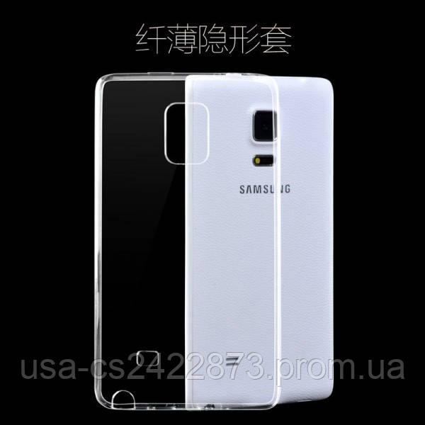 Epik TPU чехол Ultrathin Series 0,33mm для Samsung N910H Galaxy Note 4