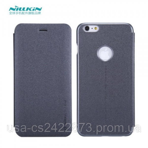 "Nillkin Кожаный чехол (книжка) Nillkin Sparkle Series для Apple iPhone 6/6s plus (5.5"")"