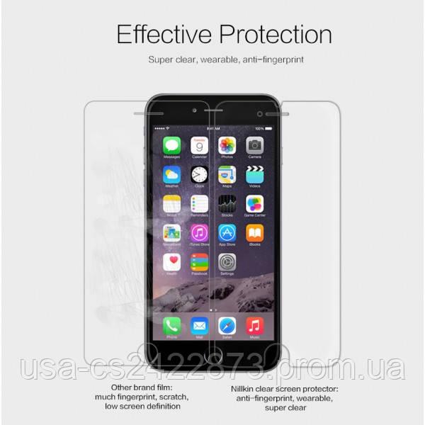 "Nillkin Защитная пленка Nillkin Crystal для Apple iPhone 6/6s plus (5.5"")"