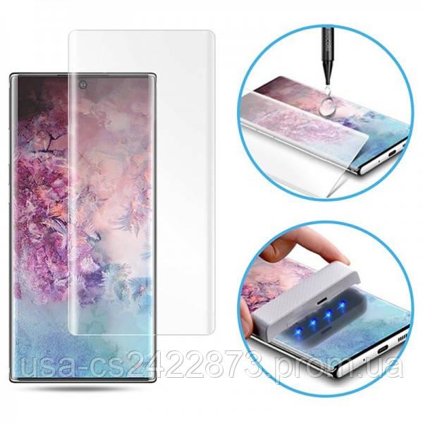 Mocolo Защитное 3D стекло Mocolo с УФ лампой для Samsung Galaxy Note 10