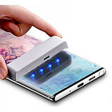 Mocolo Защитное 3D стекло Mocolo с УФ лампой для Samsung Galaxy Note 10, фото 2