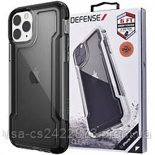 "Чехол Defense Clear Series (TPU+PC) для Apple iPhone 11 Pro (5.8"")"
