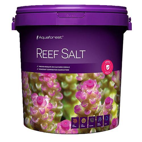 Сіль рифова Aquaforest Reef Salt, 22 кг