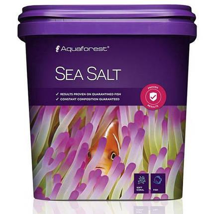 Соль морская Aquaforest Sea Salt, 5 кг, фото 2