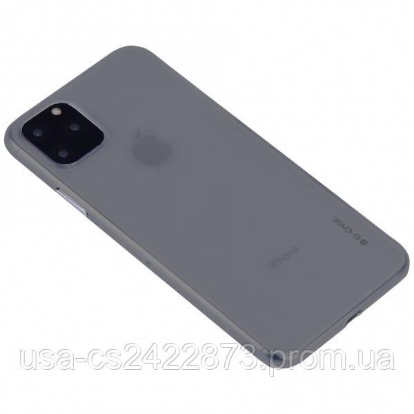 "TPU чехол G-Case Colourful series для Apple iPhone 11 Pro Max (6.5"")"
