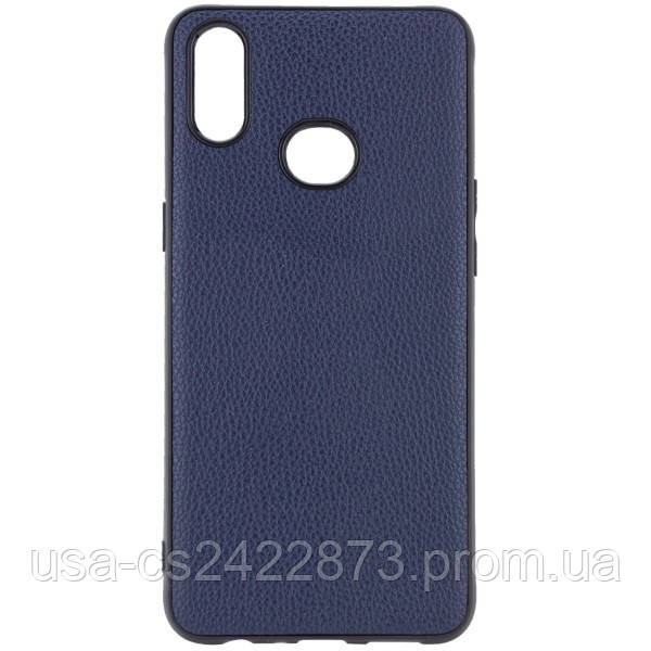Кожаная накладка Epic Vivi series для Samsung Galaxy A10s