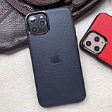 "Кожаная накладка Epic Vivi Logo series для Apple iPhone 11 Pro (5.8""), фото 4"