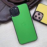 "Кожаная накладка Epic Vivi Logo series для Apple iPhone 11 Pro (5.8""), фото 5"