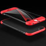 Пластиковая накладка GKK LikGus 360 градусов для Apple iPhone 5/5S/SE, фото 2