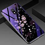 TPU+Glass чехол Fantasy с глянцевыми торцами для Xiaomi Redmi 8a, фото 8