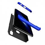 GKK Пластиковая накладка GKK LikGus 360 градусов для Samsung Galaxy A10s, фото 6