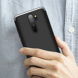 GKK Пластиковая накладка GKK LikGus 360 градусов для Xiaomi Redmi Note 8 Pro, фото 8