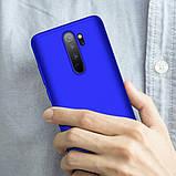 GKK Пластиковая накладка GKK LikGus 360 градусов для Xiaomi Redmi Note 8 Pro, фото 10