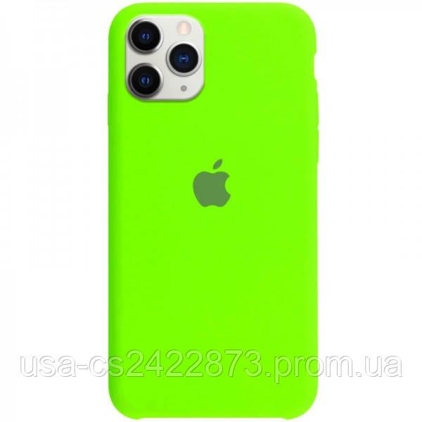 "Чехол Silicone Case Full Protective (AA) для Apple iPhone 11 Pro (5.8"")"