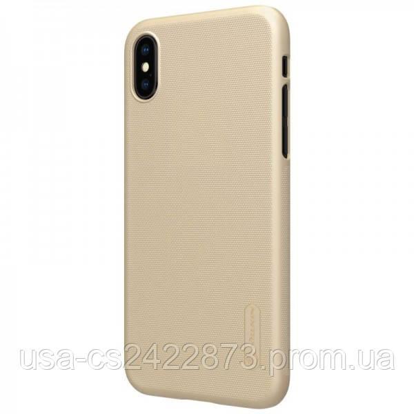 "Чехол Nillkin Matte для Apple iPhone X (5.8"") / XS (5.8"")"