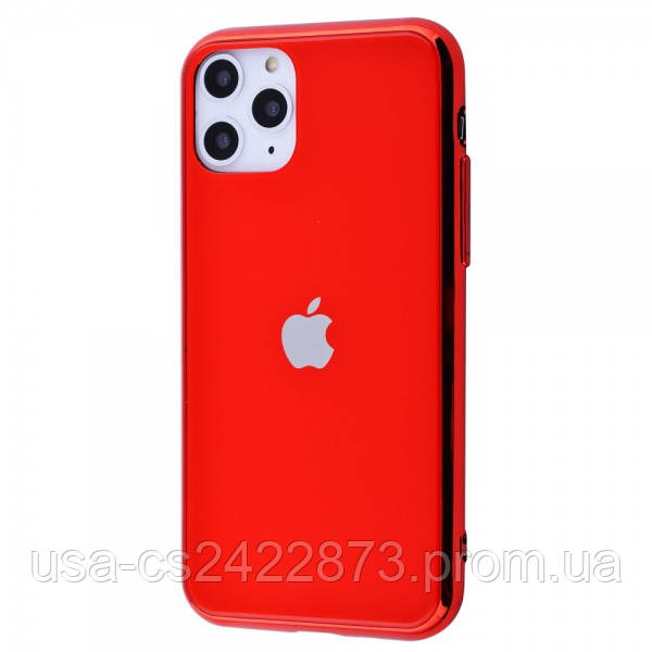 "TPU+Glass чехол Glamor для Apple iPhone 11 Pro (5.8"")"