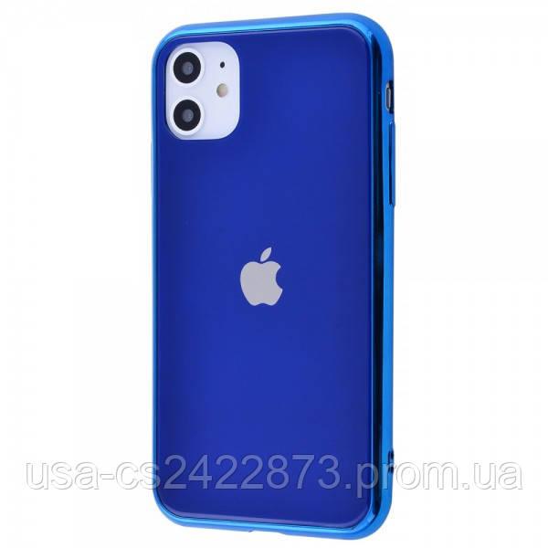 "TPU+Glass чехол Glamor для Apple iPhone 11 (6.1"")"