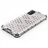 Ударопрочный чехол Honeycomb для Samsung Galaxy M30s / M21, фото 4