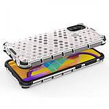 Ударопрочный чехол Honeycomb для Samsung Galaxy M30s / M21, фото 6