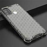 Ударопрочный чехол Honeycomb для Samsung Galaxy M30s / M21, фото 7