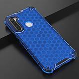 Epik Ударопрочный чехол Honeycomb для Xiaomi Redmi Note 8, фото 10