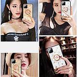 "TPU+Glass чехол TYBOMB Shinig Line для Apple iPhone 11 Pro (5.8""), фото 8"
