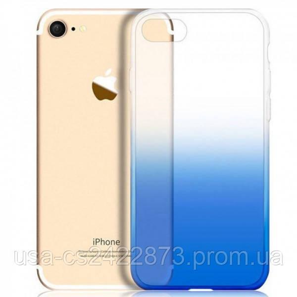 "TPU+PC Ombre для Apple iPhone 7 / 8 (4.7"")"