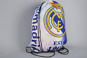 """Сумка мешок-рюкзак """"ALLPRINT"""" """"Реал Мадрид"""""""