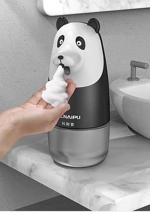 Диспенсер для мыла Kenaipu (Панда), фото 2