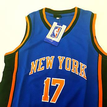 """Баскетбольная форма """"NEW YORK"""" детская"""