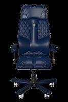 Эргономичное кресло KULIK SYSTEM CROCO Синее 1803, КОД: 1335546