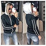 """Куртка жіноча """"Роут"""" від Стильномодно, фото 5"""