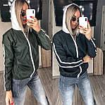 """Куртка жіноча """"Роут"""" від Стильномодно, фото 9"""