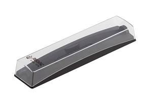 Футляр для ручки Regal PB10 чорний пластик (R. PB10 box)