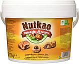 Шоколадная паста Nutkao.ведро 3 кг.Италия, фото 5