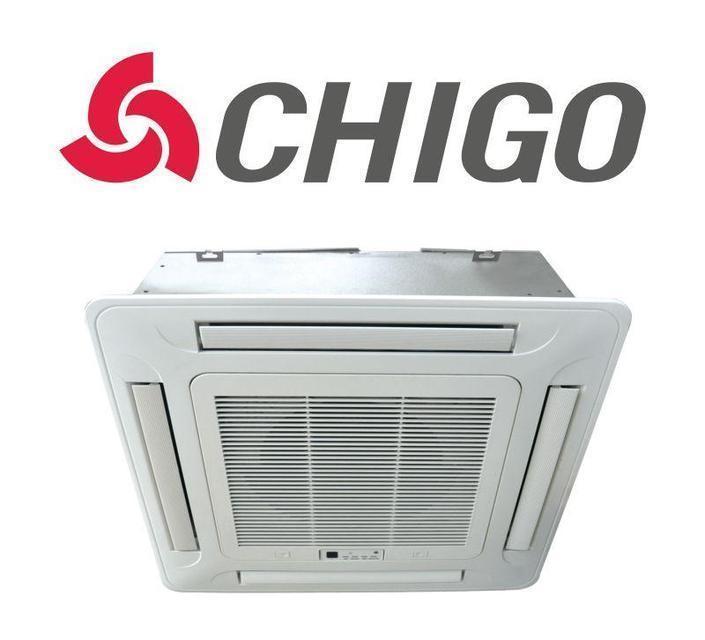 Касетний кондиціонер Chigo ON/OFF