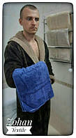 Набор Махровый халат с бамбуковым полотенцем (Все размеры)  Welsoft , Турция