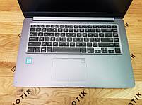 Ультрабук Asus VivoBook F510U i5-8250U /16Gb/128+1000hdd/FHD IPS, фото 3