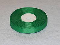 Лента репсовая зелёная 1,2 см 16768, фото 1