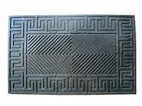 Коврик резиновый Лесной лабиринт Черный wo112656, КОД: 1533187