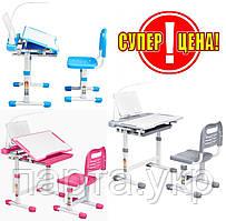 Эргономический комплект Cubby парта и стул-трансформеры Vanda