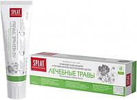 SPLAT Зубная паста Лечебные травы 100мл сплат