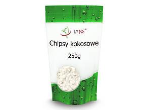 Кокосовые чипсы 250г, Vivio