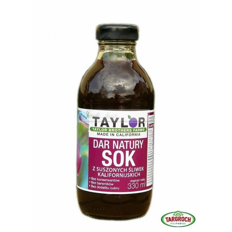 Сок из сушених сливок 100 %(330 мл) , Targroch