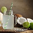 Органическая кокосовая вода (порошок) Super Hydro - 150 г, Diet Food, фото 5