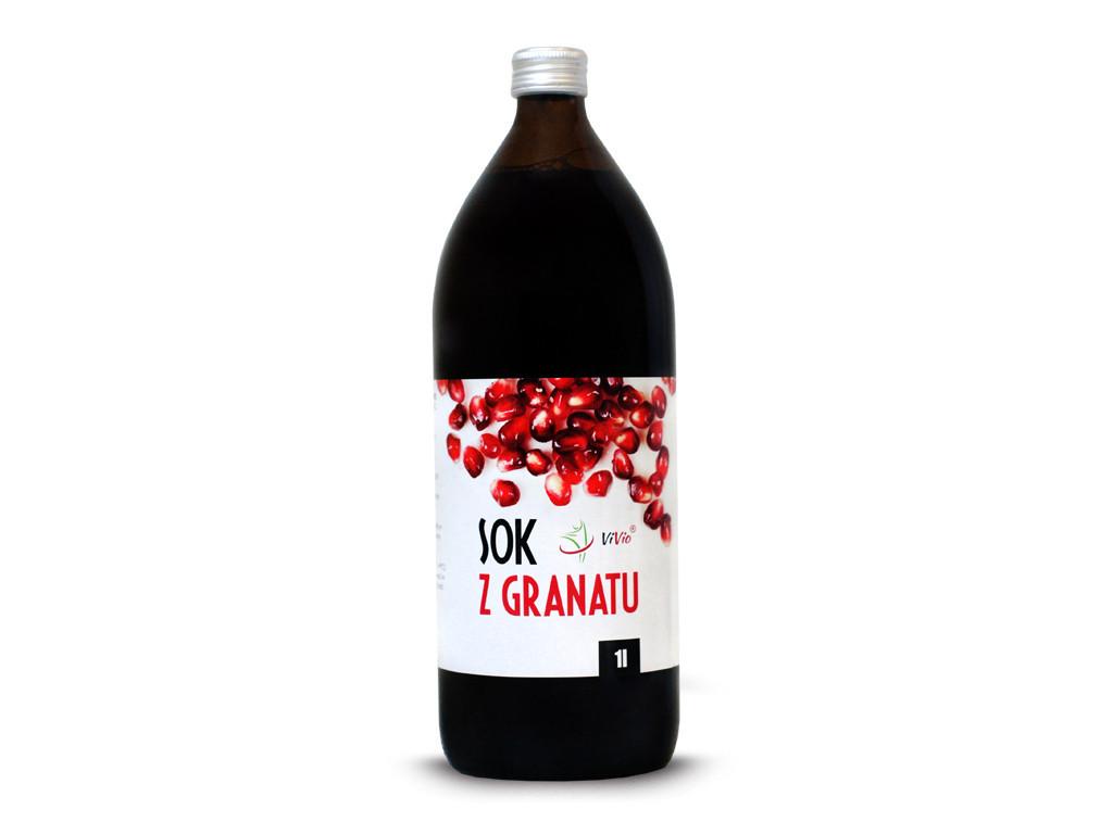 Гранатовый сок 1000 мл, Vivio