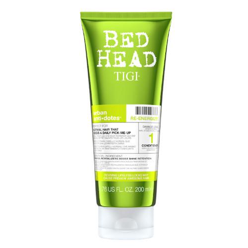 Кондиционер для нормальных волос Tigi Bed Head Urban Anti+Dotes Re-Energize Conditioner 200 мл